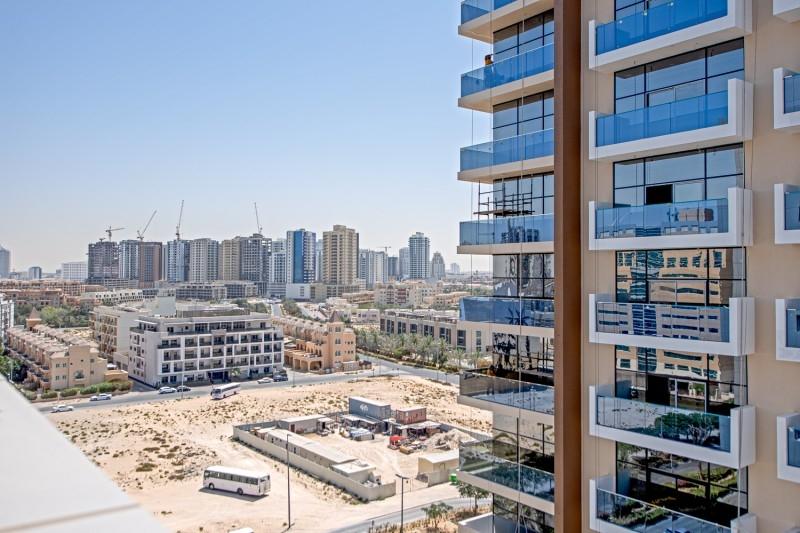 Studio Apartment For Rent in  Uniestate Prime Tower,  Jumeirah Village Circle   8