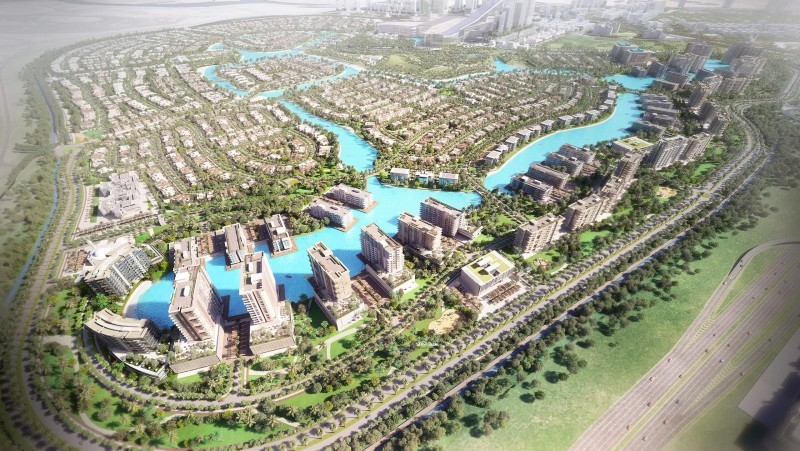 3 Bedroom Apartment For Sale in  District One Residences (OP),  Mohammad Bin Rashid City | 3