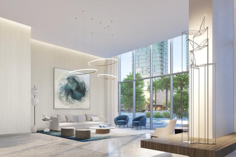 2 Bedroom Apartment For Sale in  Beach Isle,  EMAAR Beachfront | 0