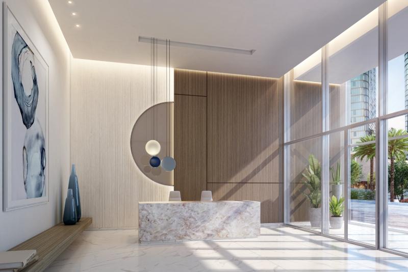 2 Bedroom Apartment For Sale in  Beach Isle,  EMAAR Beachfront | 1