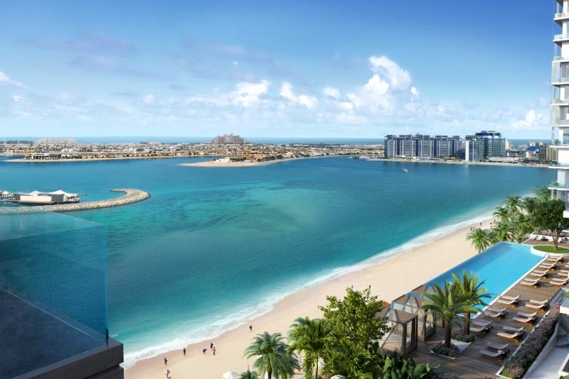 2 Bedroom Apartment For Sale in  Beach Isle,  EMAAR Beachfront | 8