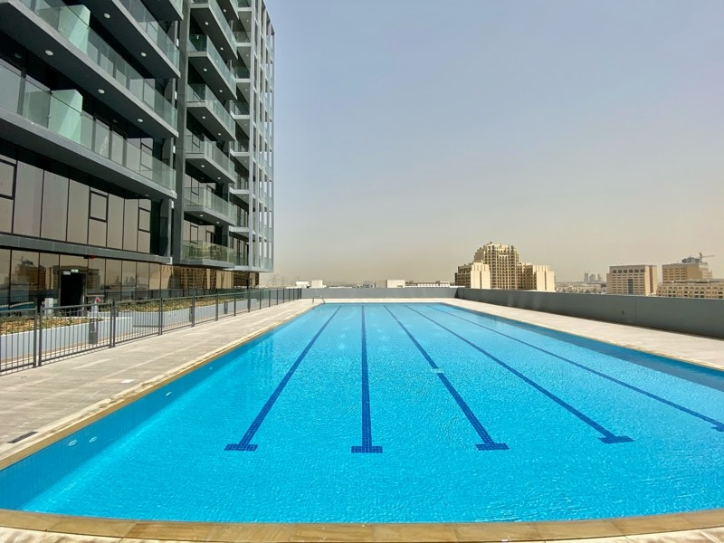 1 Bedroom Apartment For Rent in  Bloom Towers,  Jumeirah Village Circle | 8