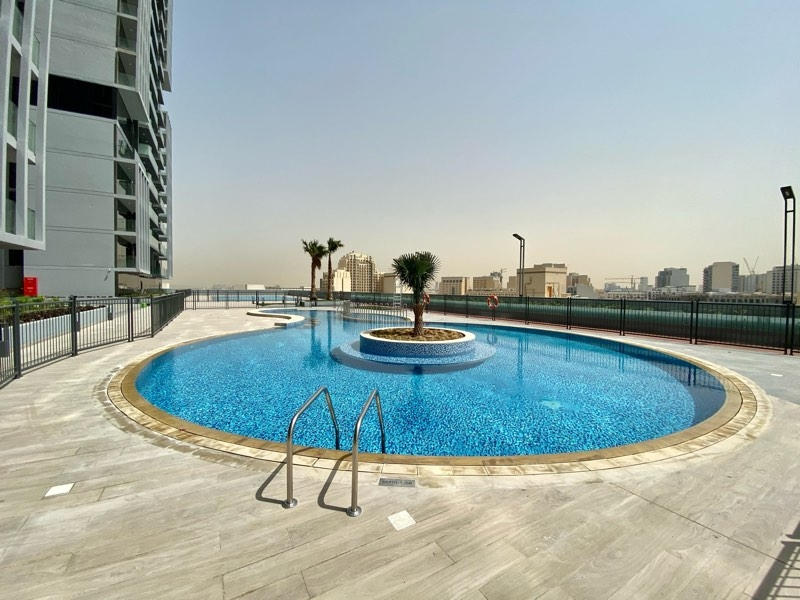 1 Bedroom Apartment For Rent in  Bloom Towers,  Jumeirah Village Circle | 10