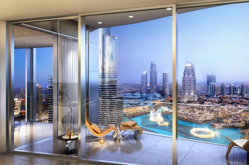 Il Primo, Downtown Dubai