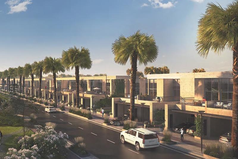 4 Bedroom Villa For Sale in  Cassia At The Fields,  Mohammad Bin Rashid City | 11