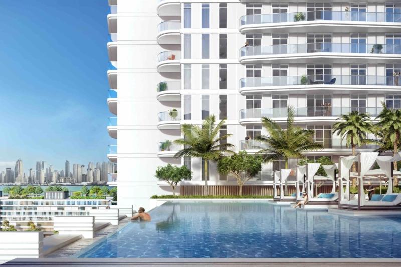 3 Bedroom Apartment For Sale in  Sunrise Bay,  EMAAR Beachfront | 7