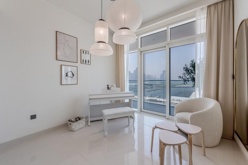 3 Bedroom Apartment For Sale in  Sunrise Bay,  EMAAR Beachfront | 1