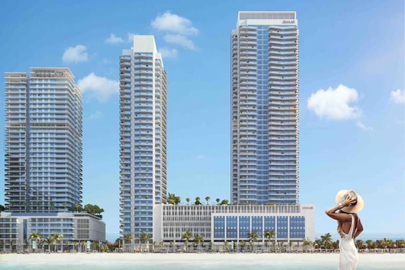 3 Bedroom Apartment For Sale in  Sunrise Bay,  EMAAR Beachfront | 9