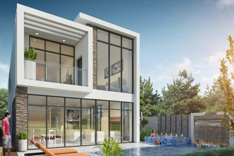4 Bedroom Villa For Sale in  The Trump Estates,  DAMAC Hills (Akoya by DAMAC)   7