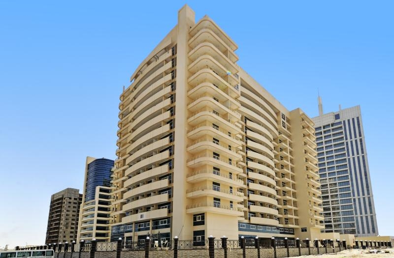 1 Bedroom Apartment For Rent in  Royal Residence 1,  Dubai Sports City   8