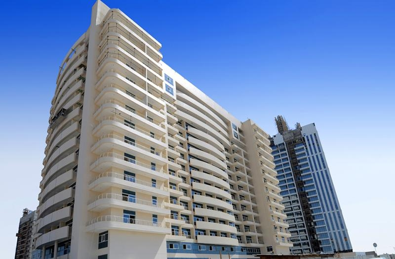 1 Bedroom Apartment For Rent in  Royal Residence 1,  Dubai Sports City   9