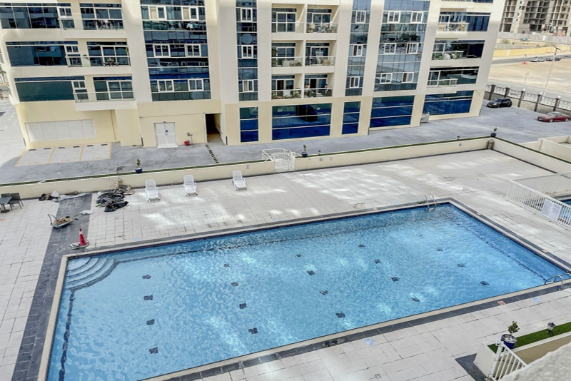 1 Bedroom Apartment For Rent in  Royal Residence 1,  Dubai Sports City   7