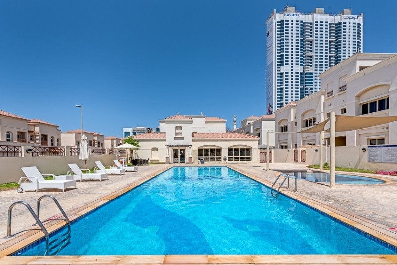 3 Bedroom Villa For Rent in  Bayti 33,  Al Barsha | 9