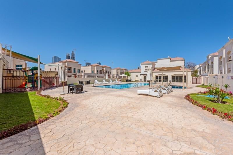 3 Bedroom Villa For Rent in  Bayti 33,  Al Barsha | 12