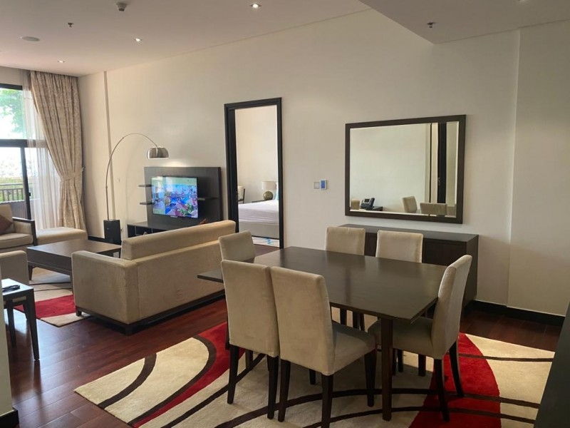 2 Bedroom Apartment For Rent in  Anantara North Residence,  Palm Jumeirah | 3