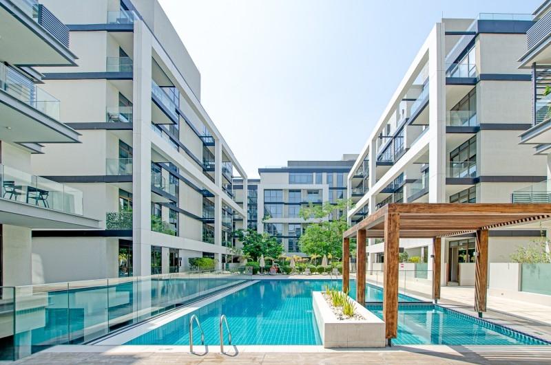 1 Bedroom Apartment For Rent in  Building 10,  City Walk | 11