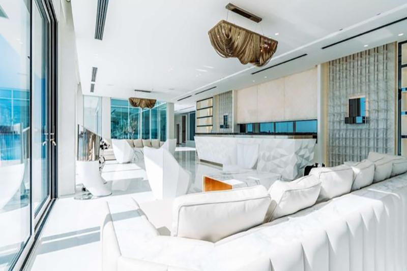 6 Bedroom Villa For Sale in  Signature Villas Frond M,  Palm Jumeirah   2