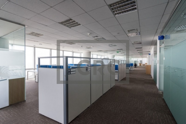 office for rent in business bay, ubora tower 1 | 5
