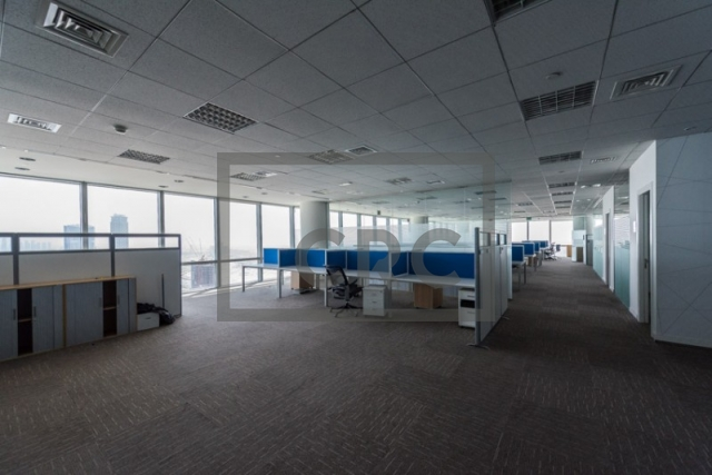 office for rent in business bay, ubora tower 1 | 14