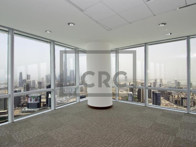 office for rent in business bay, ubora tower 1 | 4