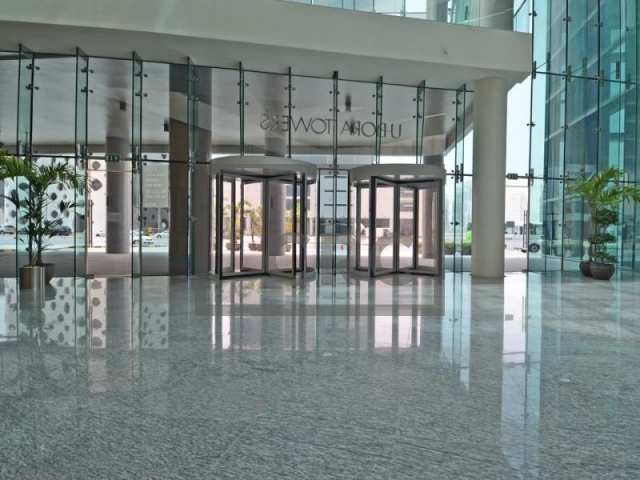 office for rent in business bay, ubora tower 1 | 19