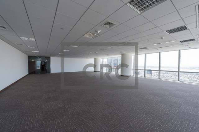 office for rent in business bay, ubora tower 1 | 17