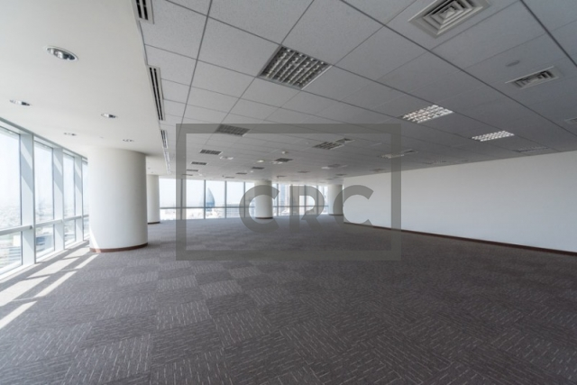 office for rent in business bay, ubora tower 1 | 20