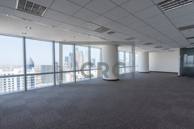 office for rent in business bay, ubora tower 1 | 0