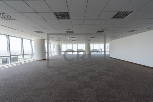 office for rent in business bay, ubora tower 1 | 22