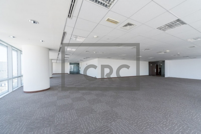 office for rent in business bay, ubora tower 1 | 8
