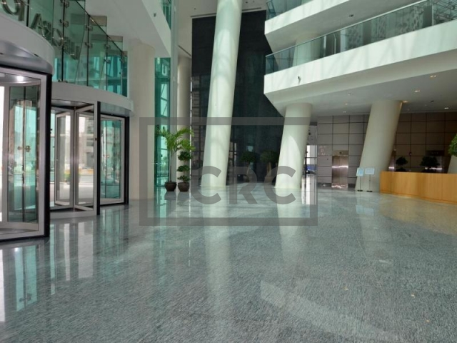 office for rent in business bay, ubora tower 1 | 11