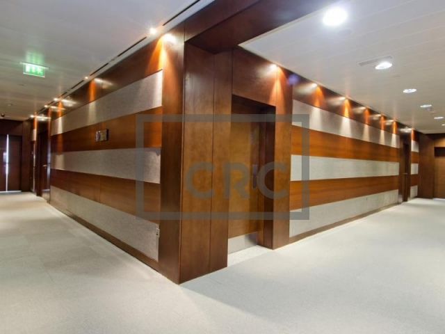 office for rent in business bay, ubora tower 1 | 16
