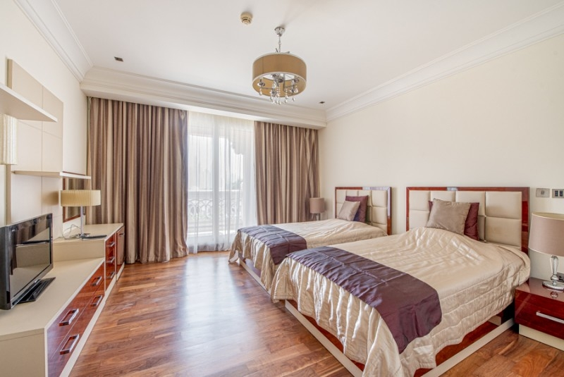 3 Bedroom Apartment For Sale in  Grandeur Mughal Residence,  Palm Jumeirah | 5