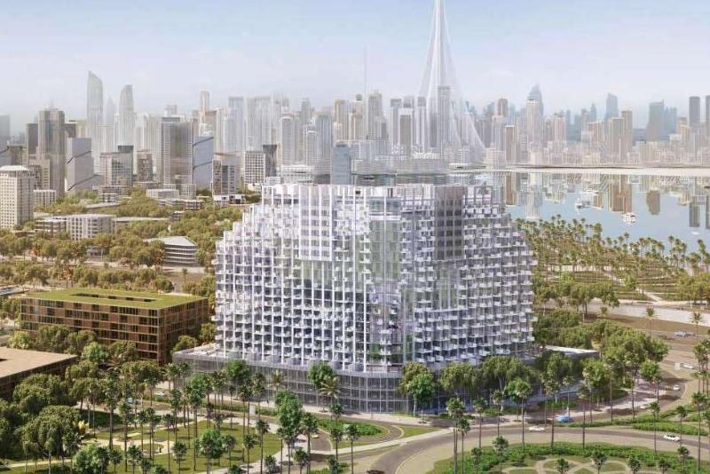 Studio Apartment For Sale in  Azizi Farhad,  Dubai Healthcare City | 1