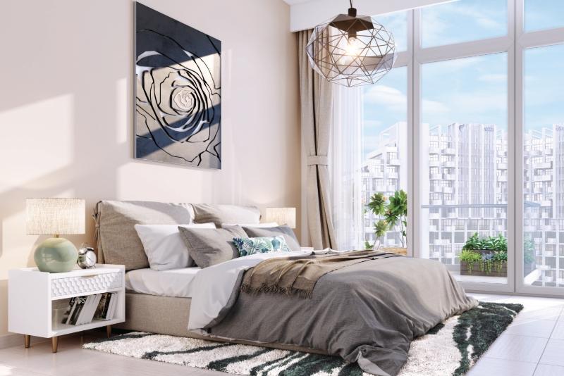 Studio Apartment For Sale in  Azizi Farhad,  Dubai Healthcare City | 4