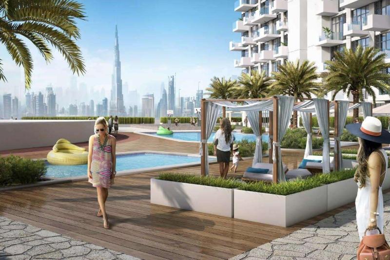Studio Apartment For Sale in  Azizi Farhad,  Dubai Healthcare City | 5