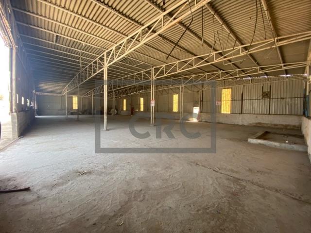45,000 sq.ft. Warehouse in Al Quoz, Al Quoz 4 for AED 950,000