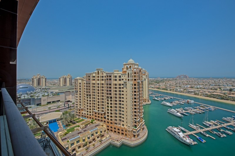 4 Bedroom Penthouse For Sale in  Emerald,  Palm Jumeirah | 2