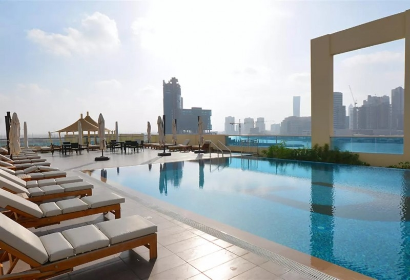 2 Bedroom Apartment For Sale in  The Residences at Business Central,  Business Bay | 0