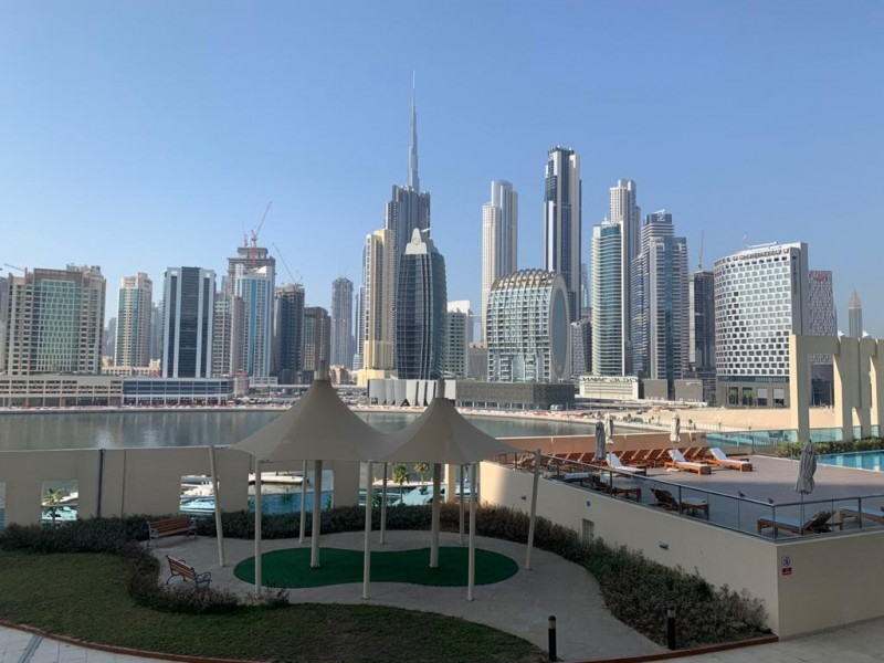 2 Bedroom Apartment For Sale in  The Residences at Business Central,  Business Bay | 21