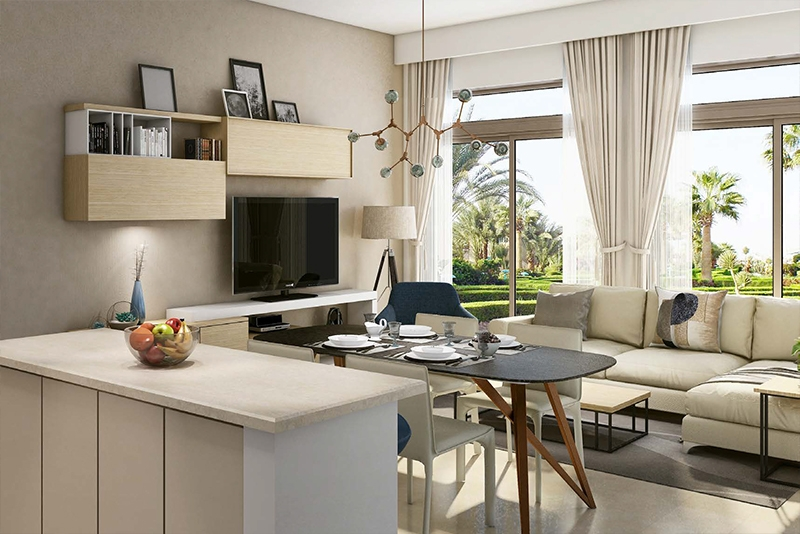 3 Bedroom Villa For Sale in  Safi Townhouses,  Town Square   1