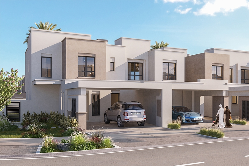 3 Bedroom Villa For Sale in  Safi Townhouses,  Town Square   6