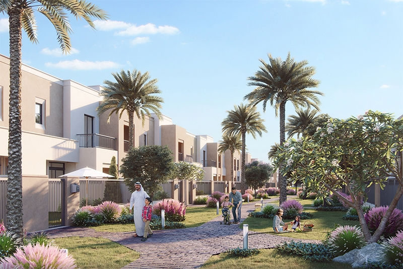 3 Bedroom Villa For Sale in  Safi Townhouses,  Town Square   8