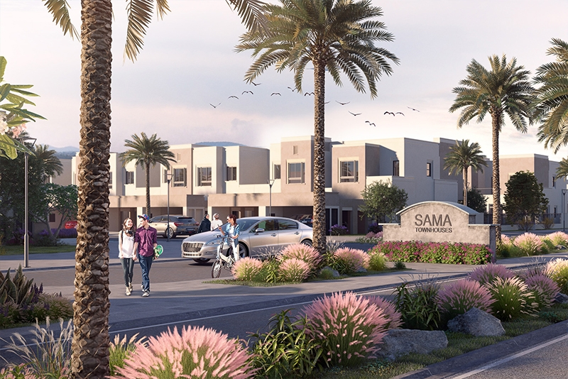 3 Bedroom Villa For Sale in  Safi Townhouses,  Town Square   10