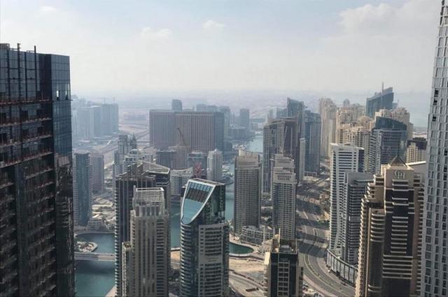 The Torch, Dubai Marina