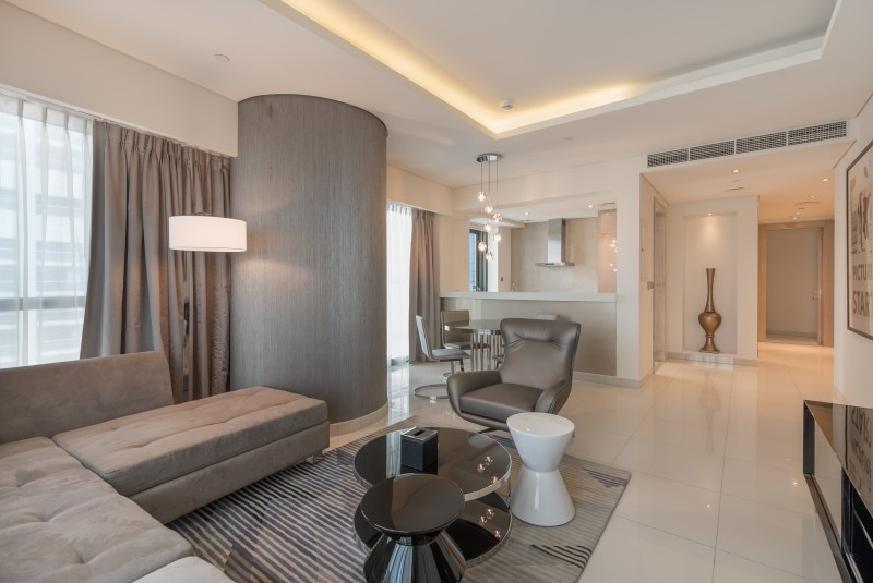 Damac Towers By Paramount Tower D, Business Bay