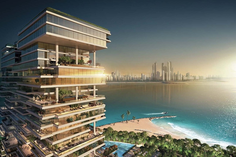 4 Bedroom Apartment For Sale in  One at Palm Jumeirah (OP),  Palm Jumeirah | 6