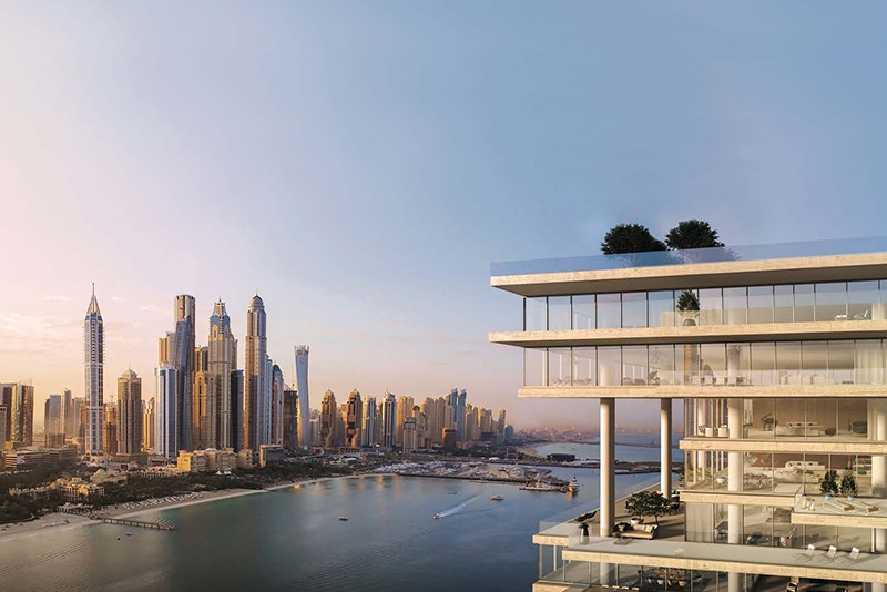 4 Bedroom Apartment For Sale in  One at Palm Jumeirah (OP),  Palm Jumeirah | 16