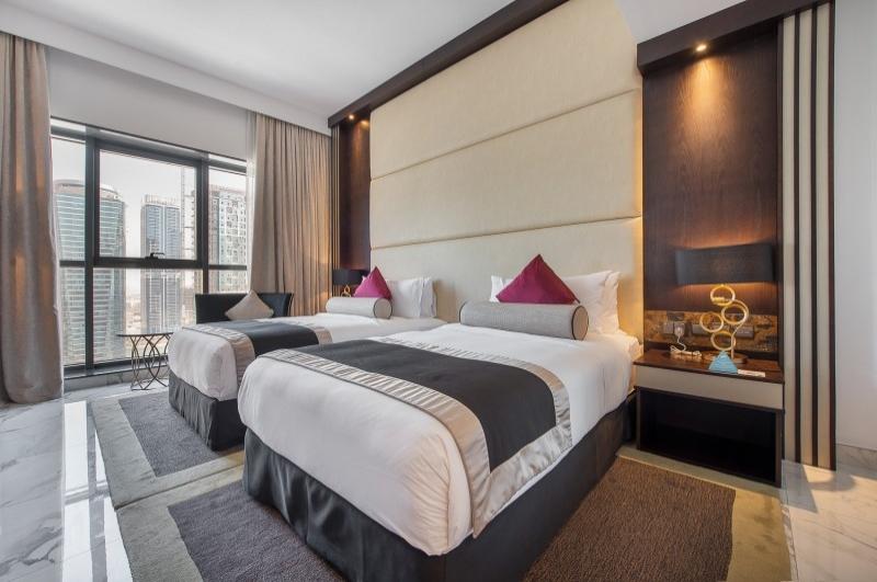 The One Hotel, Dubai Marina