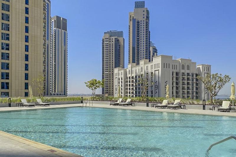 Creek Horizon, Dubai Creek Harbour (The Lagoons)